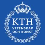 Logga: KTH, Kungliga Tekniska Högskolan.