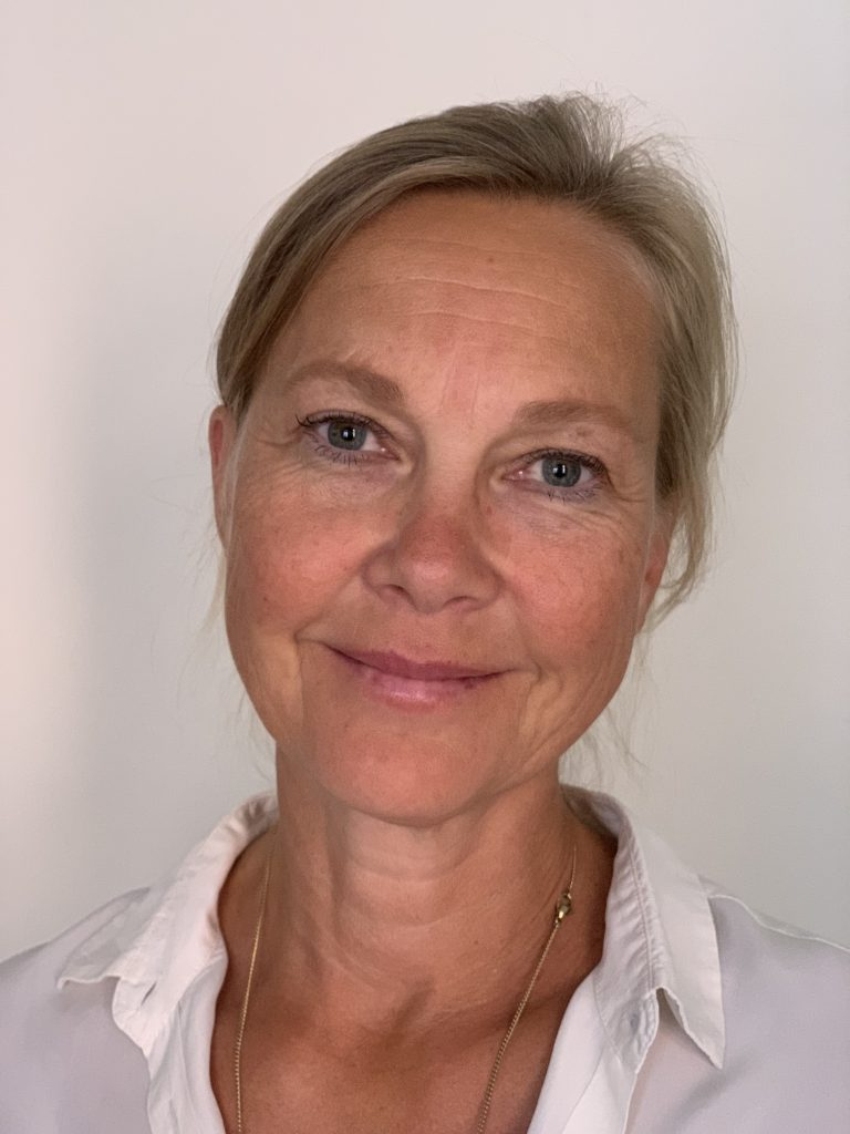 Porträttbild, Maria Holm