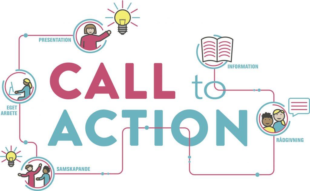 Call to action, innovationsprogram för hållbar affärsutveckling och innovation