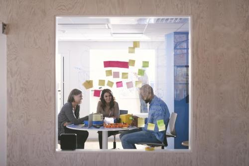 Focus and meeting rooms